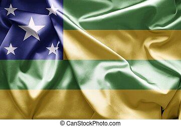 旗, sergipe