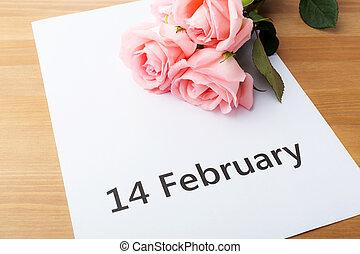 日, バレンタイン