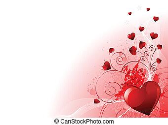 日, バレンタイン, 背景