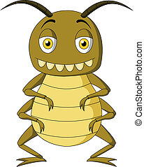 昆虫, 漫画