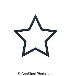星, アウトライン