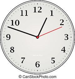時計, 灰色