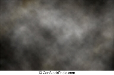 暗い, 煙, 背景