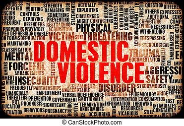 暴力, 国内