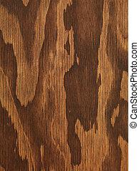 木製である, ブラウン, 合板, 手ざわり