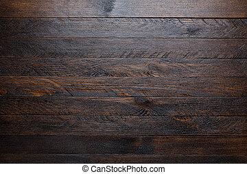 木製のこま, 無作法, 背景, テーブル, 光景