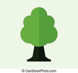 木, アイコン