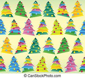 木, 包むこと, クリスマス
