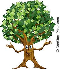 木, 特徴, 漫画