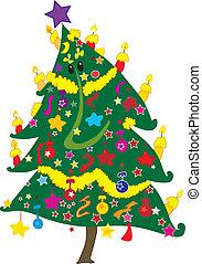 木, christmass