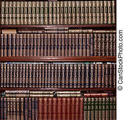 本, カバー, 金, 図書館