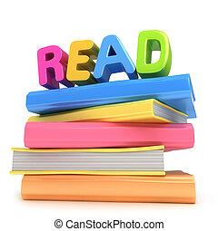 本, 読書