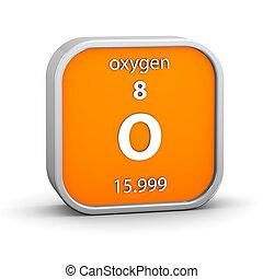 材料, 酸素, 印
