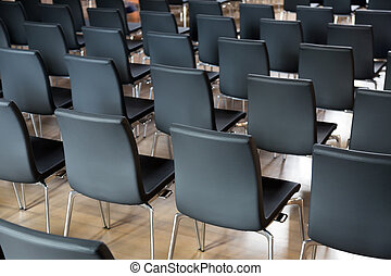 椅子, 会議 ホール