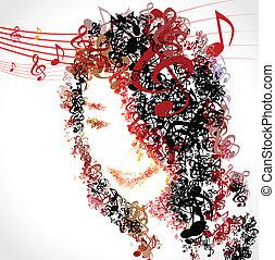 楽しみなさい, 02, 生活, 音楽, メロディー
