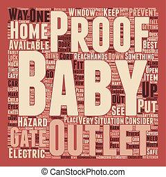 概念, テキスト, いかに, wordcloud, 背景, 赤ん坊, 家, あなたの, 証拠