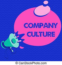 概念, 単語, ビジネス, テキスト, 会社, 仕事, 執筆, 環境, 要素, culture., 従業員