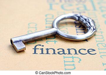 概念, 金融