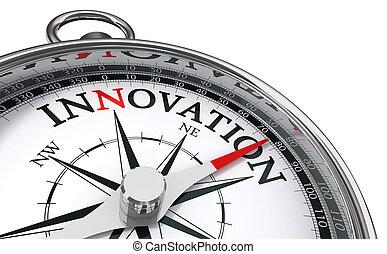 概念, 革新, コンパス