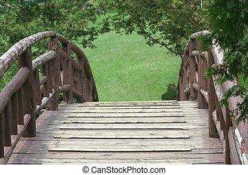橋, 上に