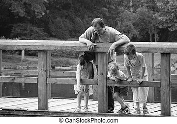 橋, 家族