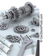機械, 概念, 工学