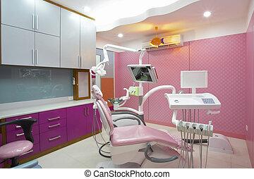 歯科医, 医院