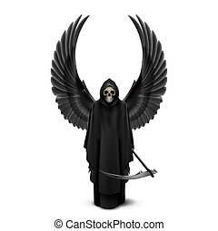 死, 2, 天使翼
