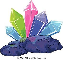 水晶, クォーツ