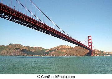 水, 橋, 門, 金