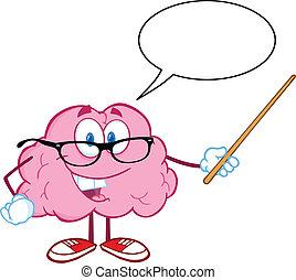 泡, 脳, スピーチ, 教師, 魔女