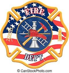 消防署, 交差点