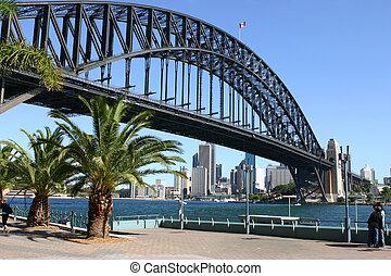 港, シドニー, 橋
