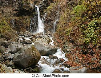 滝, 日本語