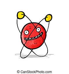 漫画, 原子