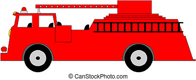 火トラック