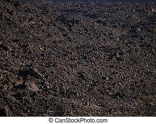 火山, 土壌