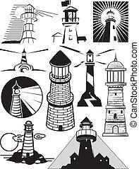 灯台, コレクション