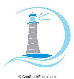 灯台, シンボル
