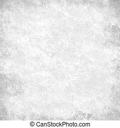 灰色, キャンバス, グランジ, ペーパー, ライト, 抽象的, アクセント, 手ざわり, ペーパー, 黒い背景, 型, モノクローム, 白, ボーダー, 羊皮紙, 手ざわり