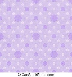 点, 背景, ポルカ, 白, 紫色, 生地