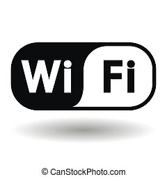 無線, シンボル, ネットワーク