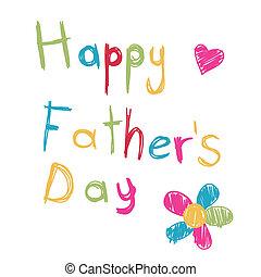 父の日, 幸せ