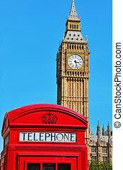 王国, 大きい, 合併した, ベン, ロンドン