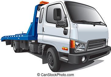 現代, トラック, 牽引