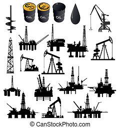 産業, オイル
