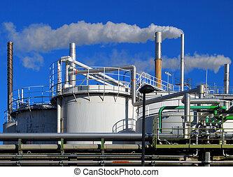 産業, 化学物質