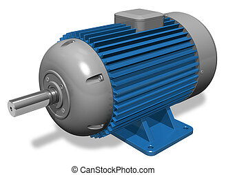 産業, 電気のモーター