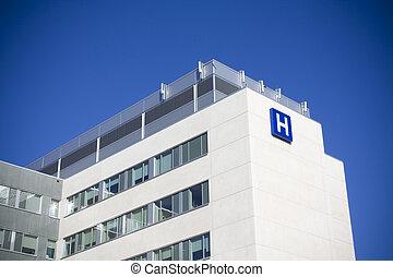 病院, 現代