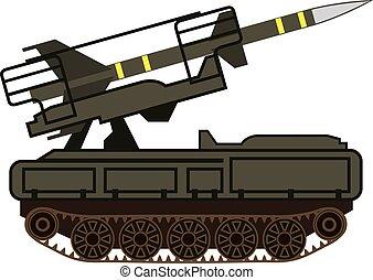 発射装置, ロケット